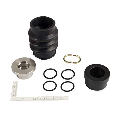 Carbon Seal Drive Line Rebuild Repair Kit, Compatible with Sea Doo ALL 951 800 787 720 717 models Drive Shaft Carbon Ring Rebuild Repair Kit & Boot