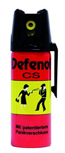 Ballistol Defenol CS Verteidigungssprays, 50 ml, 24210, im Blister