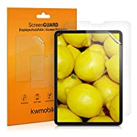 """kwmobile 2x 対応: Apple iPad Pro 11"""" (2020) フィルム - フル スクリーン タブレット 保護フィルム 光沢"""