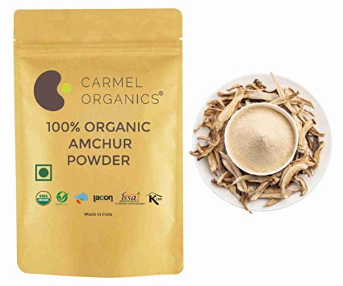 Organic Amchur (Mango Slices) Powde…