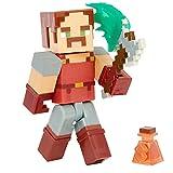 Minecraft Dungeons figura de juguete de 8cm Hal (Mattel GNC28)