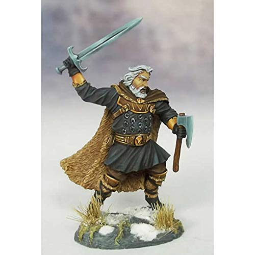 Tormund Giantsbane Wilding Raider Miniature George R.R. Martin Masterworks Dark Sword Miniatures