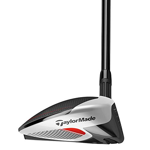 TaylorMade Golf M6 Fairway, 3 Wood, Right Hand, Regular Flex Shaft: Fujikura Atmos Orange 6, Large