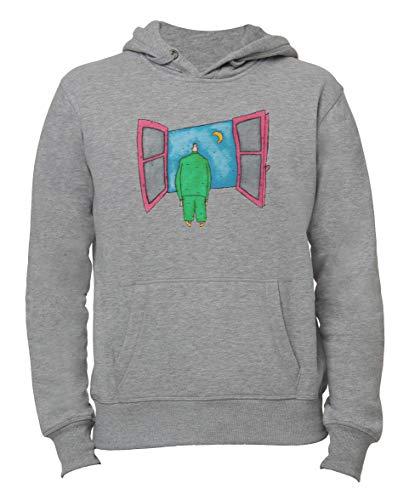 Duke Herzog Unisex Herren Damen Grau Jumper | Unisex Women's Men's Sweatshirt Pullover Hoodie