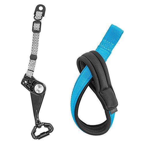 Pacsafe Carrysafe Anti-Theft 50 GII DSLR Camera Wrist Strap, Black