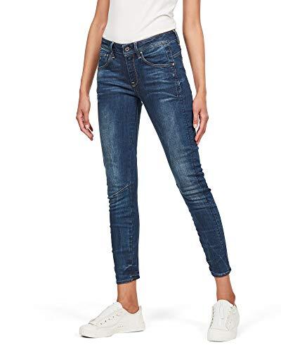 G-STAR RAW Damen Arc 3D Mid Skinny Jeans