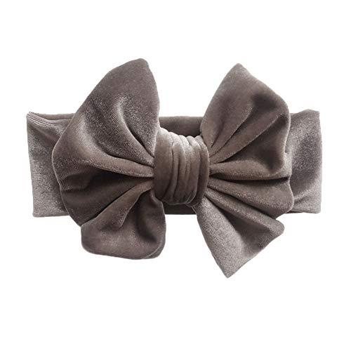 Meisjes Mode Knot Hoofdbanden Katoen Haaraccessoires Voor Vrouwen Meisje Pasgeboren Bloem Haarband Kids Hoofd Wrap Hoofddeksels