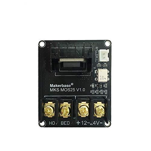 Xligo Blurolls Stampante 3D Focolaio MOSFET Modulo di Espansione 2pin Piombo Anet A8 A6 A2 Compatibile MOS Tubo di Espansione di Alimentazione