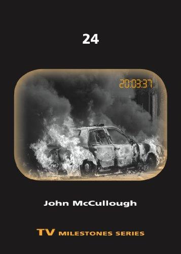 24 (TV Milestones Series) (English Edition)