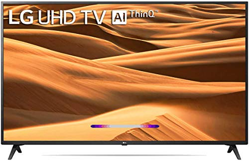 LG 139cm (55 inch) Ultra HD (4K) LED Smart TV