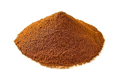 Bio Chaga Pilz Pulver 1 kg aromatisch, getrocknet Heilpilz, roh Rohkost, vegan, 100% natürlich 1000g