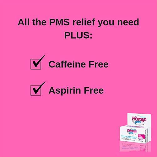 Premsyn PMS Formula Caplets, 40 Count