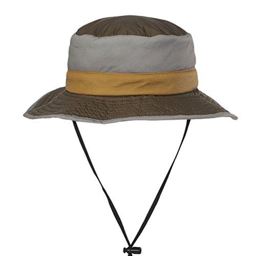 Zhhlinyuan Unisex Multifunction Waterproof Hat Winter Outdoor Adult Fishing Cap