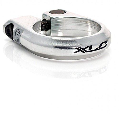 XLC XLC Sattelst?tze Road Klemmring PC-B01, schwarz silber in Gr. 31,8MM - Radsport Komponenten & Teile