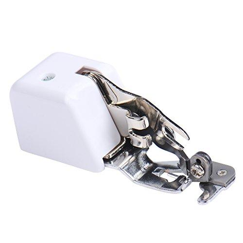 Prensatelas con cortador lateral multifuncional para máquina de coser, apto para Brother, Janome, Singer, Babylock, Viking, Kenmore