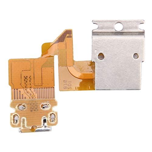 Zhangli Sony Repuesto Reemplazo de Cable Flexible de Puerto de Carga for Sony Xperia Tablet Z / SGP311 / SGP312 / SGP321 Sony Repuesto