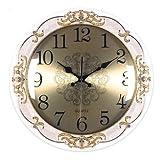 TYPING Reloj De Pared Moderno Reloj Silencioso De Madera Palabra Tridimensional. 14' Decoración De La Sala De Estar De La Oficina del Dormitorio A