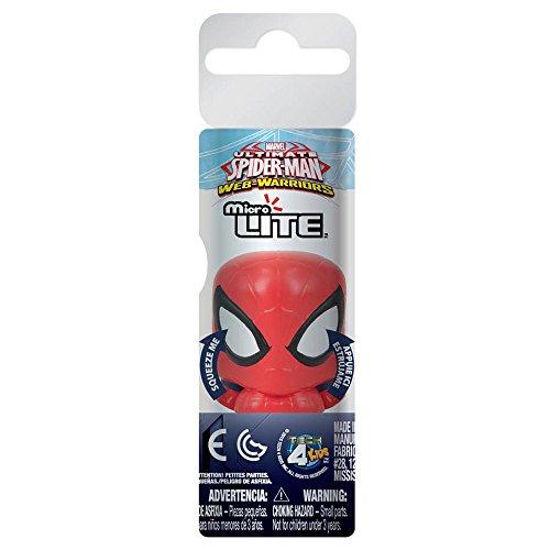 Marvel 40501 Avengers Microlites in doorzichtige tube, 12 gesorteerd op het display, 12,5 x 17 x 11,5 cm