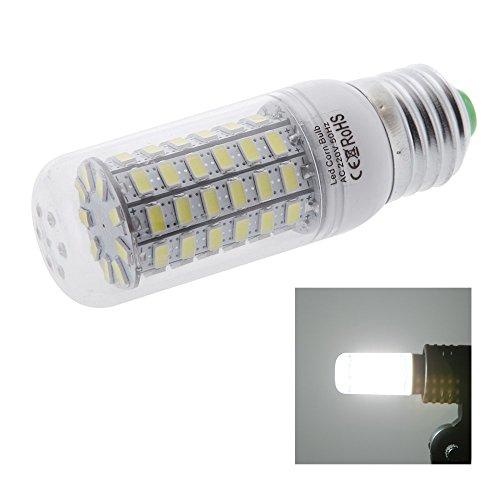 TOOGOO E27 15W 5730 69 LED Luz del maiz bombilla Lampara ahorro de ...