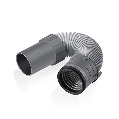 LANMU Vacuum Floor Nozzle Hose Compatible with Shark Navigator NV350, NV351, NV352, NV356, NV357, UV440, Replace Part No.193FFJ