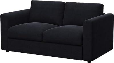 Soferia - IKEA BACKABRO Funda para sofá Cama de 3 plazas ...