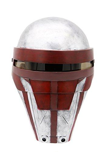 Darth Revan Maske Cosplay Deluxe Harz Halloween Kostüm Helm - - Einheitsgröße