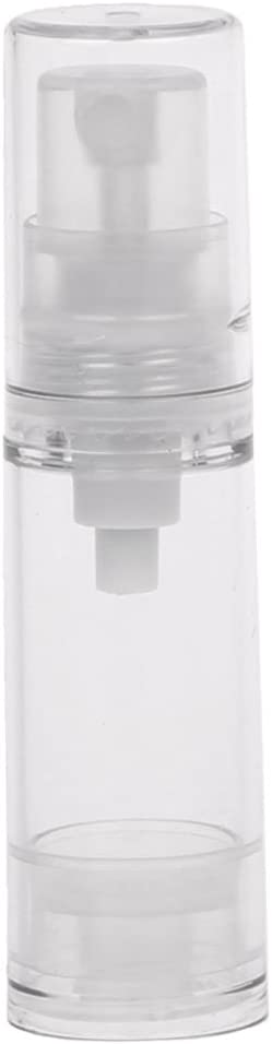 BlingGlow 5/10/15Ml Refillable Perfume Empty Bottle Atomizer Pum