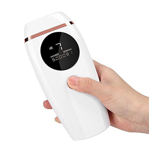 【𝐁𝐥𝐚𝐜𝐤 𝐅𝐫𝐢𝐝𝐚𝒚 𝐃𝐞𝐚𝐥𝐬】Epilierer IPL Hautverjüngung Körper Haarentfernungsmaschine Elektrisches Enthaarungsmittel Home(110~240V, European standard)