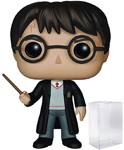 HARRY POTTER - Harry Potter #01 Funko Pop! Vinyl Figure (Includes Compatible Pop Box Protector Case) image