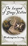 The Legend of Sleepy Hollow Illustrated (English Edition)