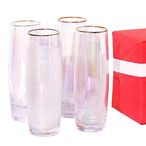 Root7 Champagne/ Prosecco Glasses