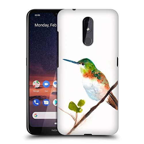 Officiële Mai Autumn Kolibrie Vogels Hard Back Case Compatibel voor Nokia 3.2