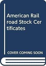 american railroad stock certificates