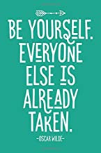 be yourself everyone else is already taken wilde