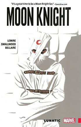 Moon Knight 1: Lunatic