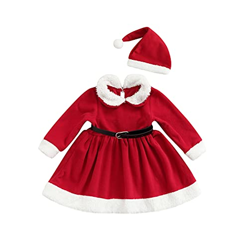 Toddler Baby Girl Christmas Outfit Little Kids...