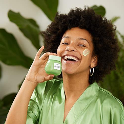 Glow Recipe Avocado Melt Retinol Sleeping Mask - Creamy Revitalizing + Exfoliating Wash-Off or Overnight Face Mask with Matcha, PHA - Sulfate, Paraben + Cruelty-Free, Vegan (70ml / 2.4oz)
