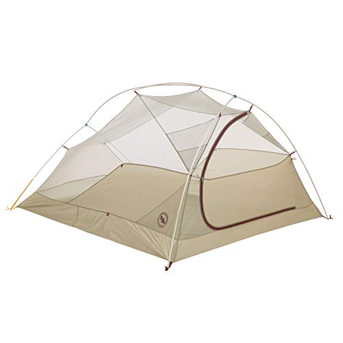 Big Agnes Fly Creek HV UL Ultralight Backpacking Tent, 3 Person