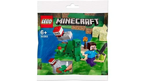 Lego Minecraft 30393 - Steve und Creeper Set