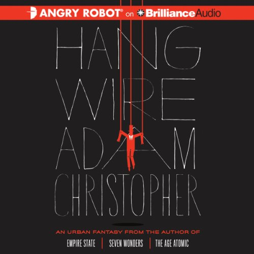Hang Wire audiobook cover art