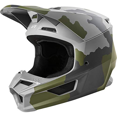 2020 Fox Racing Youth V1 Przm Camo Helmet-YM
