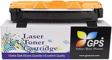 GPS Colour Your Dreams TN-1020 Black Toner Cartridge for Brother...