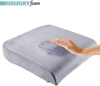 COMFYSURE Extra Large Firm Seat Cushion Pad for Bariatric Overweight Users – Firm..