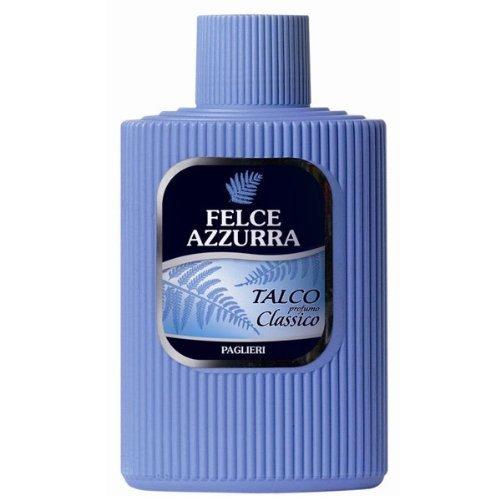 Paglieri Felce Azzurra Talcum Bottle, 7 Ounce by Paglieri USA, Inc. (English Manual)