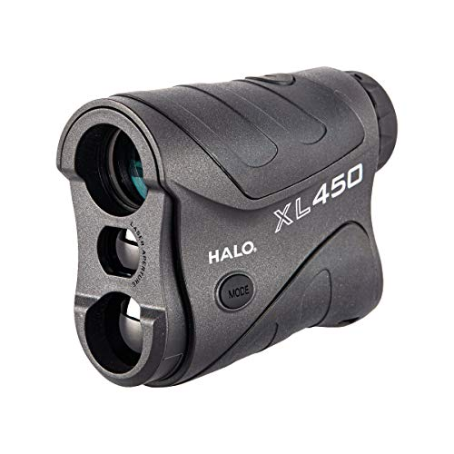 Halo XL450 Range Finder, 450 Yard laser range finder for...