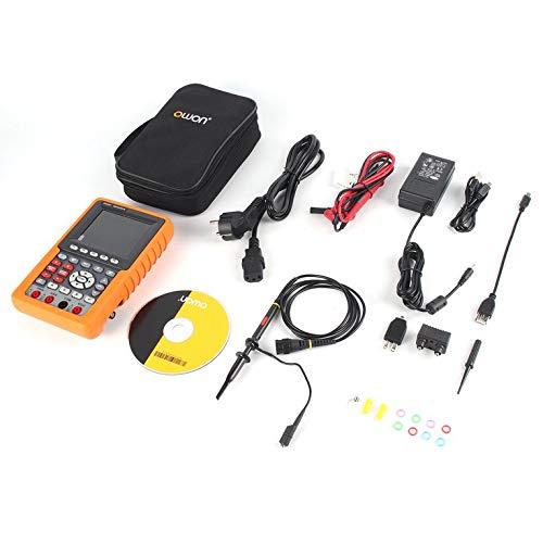 OWON HDS1021M-N 20MHz 500MSa / s Handheld-Oszilloskope Scopemeter Multimeter