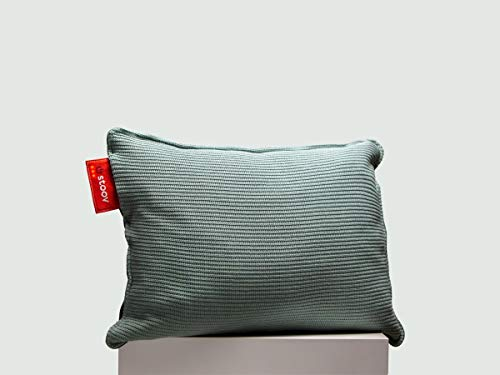 Stoov Ploov 45x60 | Knitted Heizkissen Old Green