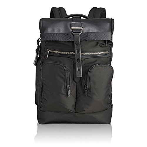 Tumi Alpha Bravo - London Roll-Top Backpack 15