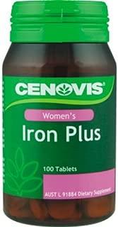 Best cenovis iron plus Reviews