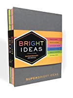 Bright Ideas Superbright Journal: (Colorful Journals, Journals for Kids, Doodling Journal)